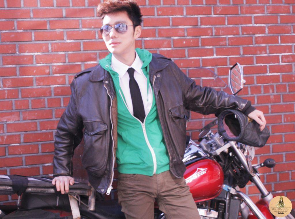 Quinn Ste Pic 2 Bike