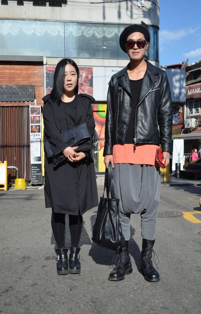Korea Streetstyle