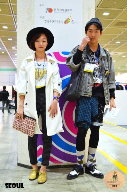 Seoul Street Fashion: Kooky Kidz