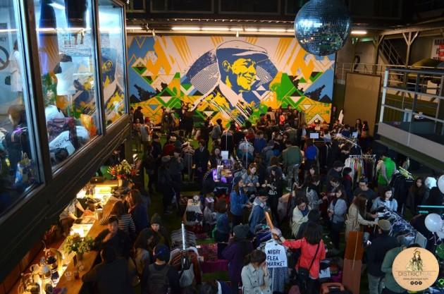 Seoul CityLife: Platoon Kunsthall Night Market