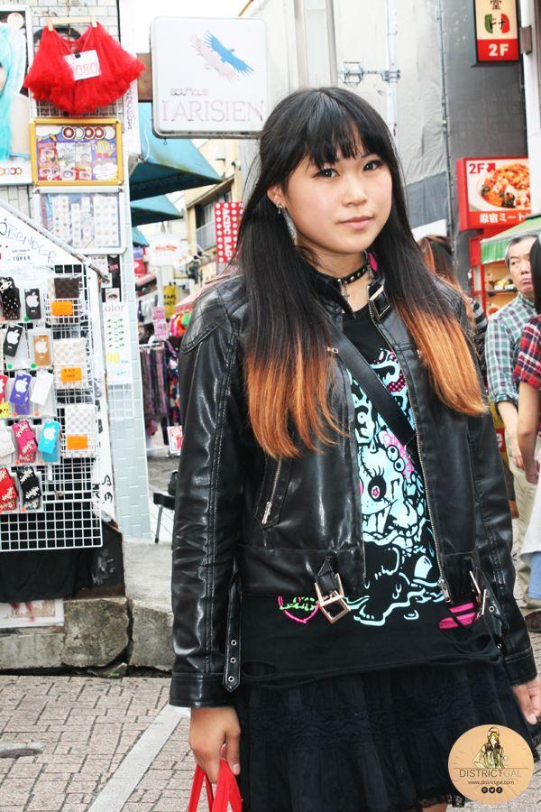 Tokyo Fashion: Harajuku Street Style