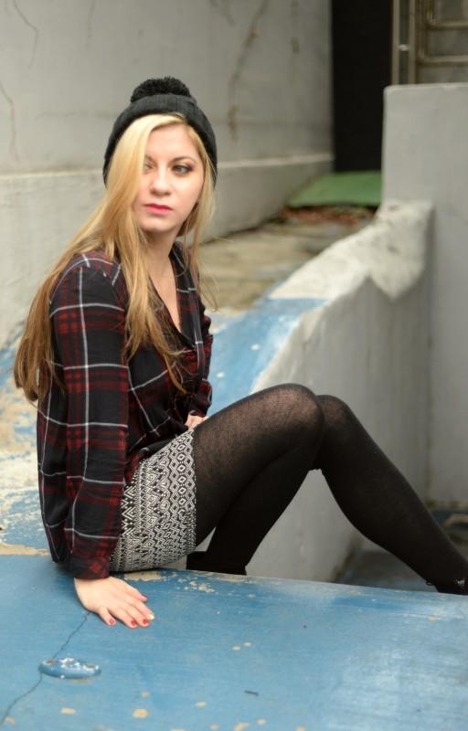 Style Blogger, Beannie