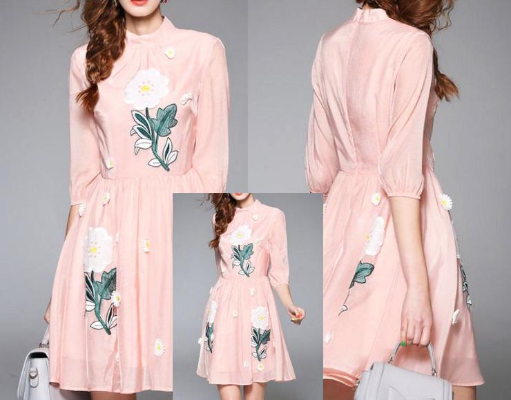 Summer, Spring, Dress,