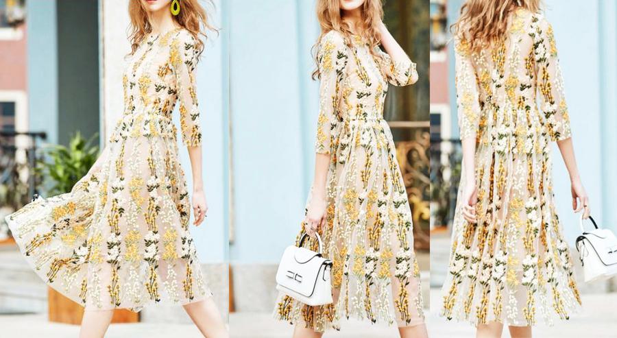 Spring, Summer, Dresses
